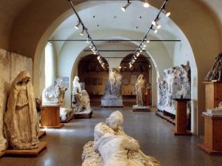 Area museale collegata al sito archeologico di Libarna