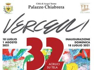 Mostra di Gino Vercelli a Palazzo Chiabrera