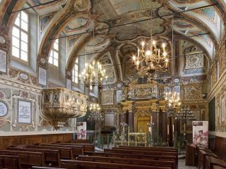 Synagogue - Visits only by reservation