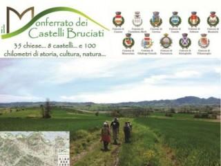 Il Gran Trekking del Monferrato dei Castelli Bruciati (verificare sotto data la conferma o meno dell'evento)