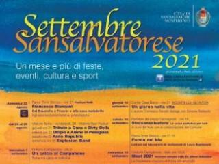Settembre Sansalvatorese 2021