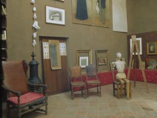 I musei di Pellizza: lo Studio e il Museo didattico-Itinerario sui luoghi pellizziani in Volpedo